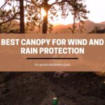 10 Best Canopy for Wind and Rain of 2021